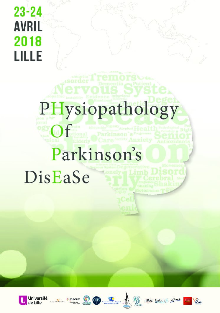 Meeting HOPE: pHysiopathology Of Parkinson disEase